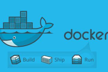 使用docker构建项目